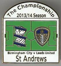 13/14 Birmingham City v Leeds United (Utd)