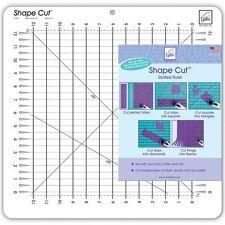 June Tailor Shape Cut Ruler - 082233