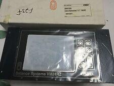 NEW BALANCE SYSTEMS 9PAVM209040070 VM24RZ VM24 OPERATOR INTERFACE REISHAUER,CD