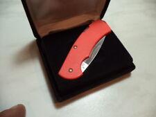ZIPPO COLTELLO KNIFE DA COLLEZIONE MODELLO ZIP-7050 ZYTEL NEW