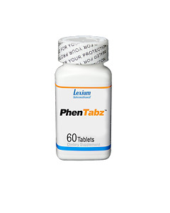 PHENTABZ (60 COUNT) Weight Loss Pills EXP 10/2022
