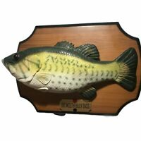 Vintage Big Mouth Billy Bass Fish Gemmy 1999 Motion Activated - PARTS ONLY