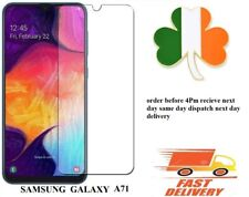 Samsung Galaxy A71 Tempered Glass Screen Protector Guard Film scratch proof New