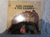 PAUL REVERE / RAIDERS LP A CHRISTMAS PRESENT AND PAST stereo SS original