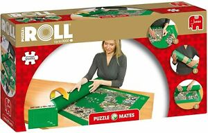 Jumbo Puzzle Mates And Roll Jigroll Up To 3000 Pieces With 3 Fastening Straps