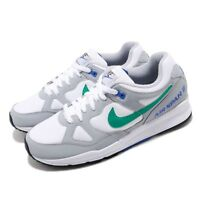 Nike Air Span II 2 Grey Clear Emerald White Men Running Casual Shoes AH8047-012
