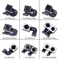 OEM Back Rear Main Camera Module Flex Replacement For iPhone 7 7+ 8 8+ Plus