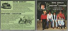 DAVE DUDLEY & Drifters Carvan - Jubiläums-CD 1998 - rar