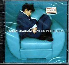 TIKARAM TANITA LOVERS IN THE CITY CD SEALED 1995