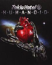 Tokio Hotel - Humanoid-SUPER DELUXE ED (German) CD/DVD NEU OVP