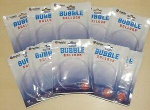 "Qualatex 24"" Clear Deco Bubble Balloon X 10 24 inch"