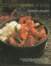 50 GREAT CURRIES OF INDIA By PANJABI CAMELLIA