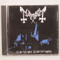 =MAYHEM De Mysteriis Dom Sathanas (CD 1994 DSP) (NEW SEALED) 7767-2