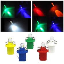 50pc T5 B8.5D 5050 SMD 5 Color LED Car Light Instrument Dashboard Light Bulbs