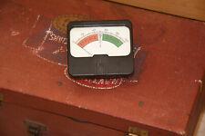 Tube Tester Meter 305 Ohm 047ma