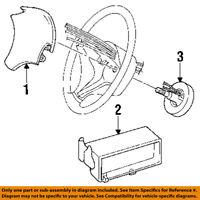 CHRYSLER OEM Airbag Air Bag-Clockspring Clock Spring 5093329AB