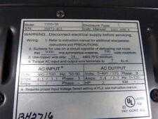 Lenze 7509-5B Drive 2HP 3PH 600VAC WOW