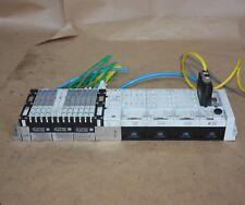 FESTO Pneumatic Solenoid Valve x16 Manifold terminal CPX-FB11 CPX-AB-8-M8-3POL