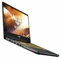 """Asus Fx505dt-wb72 Tuf 15.6"""" FHD Ryzen 7 3750H 2.3GHz GTX 1650 4GB 8GB RAM 256GB"""
