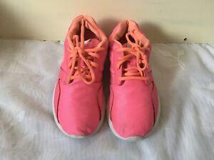 Nike Kaishi Gs Women's Running Training Gym Sports Shoes Pink 705492-601 UK 4