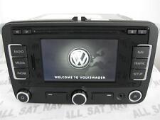 VW RNS 315 RNS315 DAB Bluetooth Navigation System Sat Nav GPS HDD VW 310 510 A