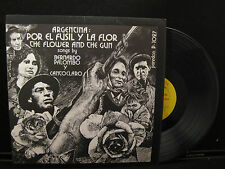Palombo & Cantoclaro- Argentina: Por El Fusil Y La Flor (The Flower And The Gun)