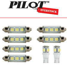 Pilot Automotive 6461 194 LED Dome Bulbs Wedge Combo SELLER FAST SHIPPING