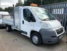 a640c2747c9074 Citroen Relay 2.2HDi ( 120hp ) L3 35 LWB TIPPER WITH STORAGE BOX 2010