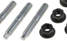 Kart header Long Studs & lock bolts for thick flange exhaust 340 212 196cc Usa
