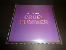 "Taylor Swift CRUEL SUMMER Single Mix From NEW ALBUM ""Lover"" 2019 Brazil CD"