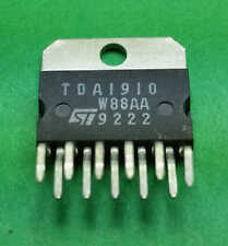 INTEGRATO TDA 1910 - 10W AUDIO AMPLIFIER WITH MUTING