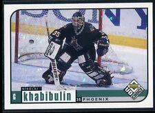 1998-99 UD Choice Prime Choice Reserve 162 Nikolai Khabibulin 14/100
