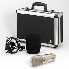 Behringer B-1 - Single Diaphragm Studio Condenser Microphone Mic w/Case,Shockmou