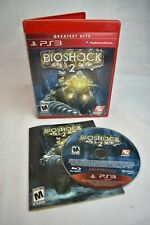 Playstaion 3 PS3 Game Bioshock 2 Complete  Free UK Post!!!