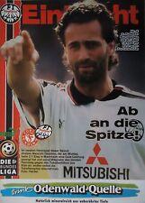 Programm 1996/97 SG Eintracht Frankfurt - Fortuna Köln