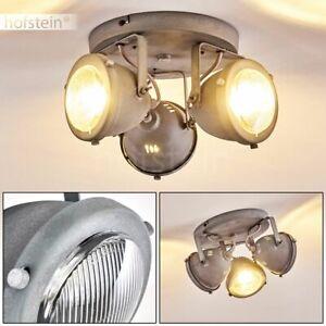 Plafonnier 3 branches Lustre Vintage Lampe suspension Lampe de chambre à coucher