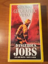 National Geographic Video: Dangerous Jobs Life and Death 7 Days a Week (VHS) 65