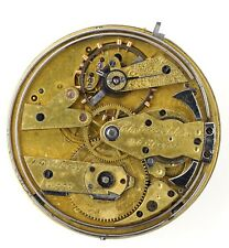 CHARLES FRODSHAM 34 STRAND LONDON 1850's REPEATING POCKET WATCH MOVEMENT H47