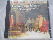 Carols from King's - David Willcocks, Varcoe, Wells - EMI CD Neu OVP NEW Sealed