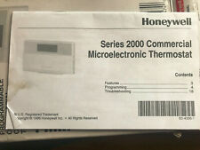 Honeywell Programmable Commerical Conventional Thermostat - T7300D 2007