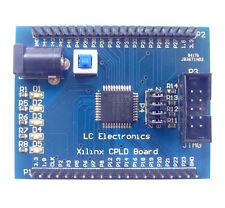 Xilinx XC9572XL CPLD Development Board Brassboard Learning Board