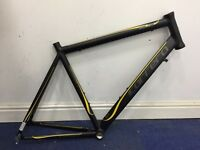 Carrera Zelos Black Bike Frame - 357415
