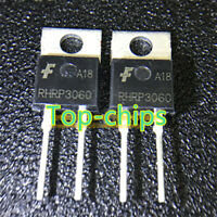 5PCS RHRP3060 TO-220 30A 400V - 600V Hyperfast Diodes Rectifiers