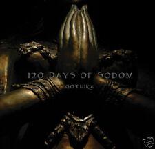 Gothika 120 Days of Sodoma CD 2008