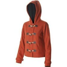 Nixon Stella Jacket (XS) Orange Burnt