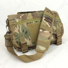 Multitarn Mimetico Messenger Case-Molle borsa da trasporto Borsa a Tracolla Zaino Esercito Militare