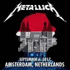 METALLICA / World Wired Tour / LIVE / Ziggo Dome, Amsterdam - Sep 06, 2017