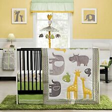 Animals Collection 4 Piece Crib Bedding Set by Carter's- Unisex