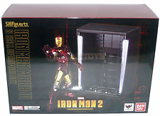 Bandai Iron Man Mark VI Hall of Armor Set Action Figure