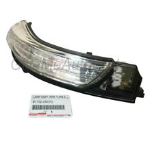 8173005070 GENUINE Toyota AVENSIS LAMP RIGHT SIDE TURN SIGNAL 81730-05070